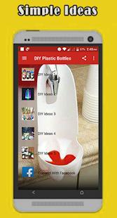 DIY Plastic Bottles Ideas - náhled