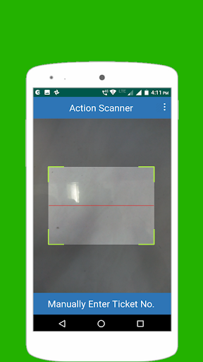 Action Scanner screenshot 1