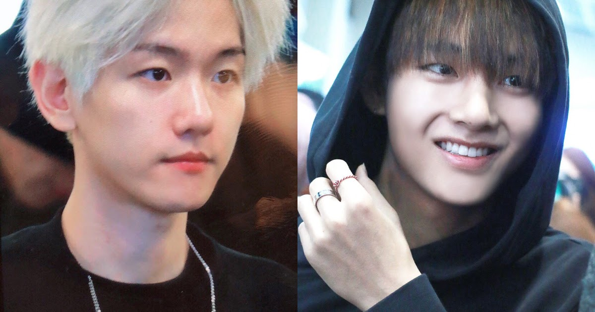 Here S How These 6 Male Idols Look Like Without Any Makeup On Koreaboo