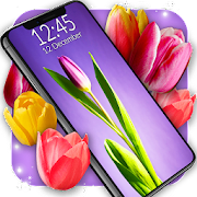 App Tulips Live Wallpaper APK for Windows Phone
