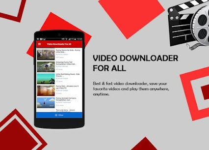 Video Downloader For All Apk Latest Version Download For Android 1
