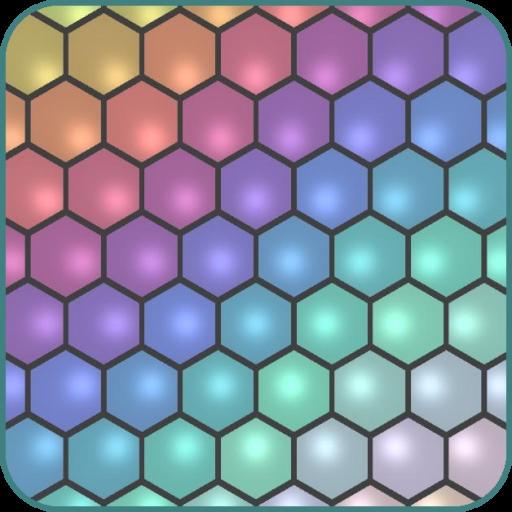Hexagon Cells Live Wallpaper