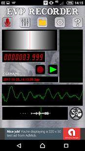 EVP Recorder - Spotted: Ghosts - náhled