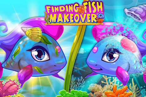 Download Little Fish Makeover For PC Windows and Mac apk screenshot 2