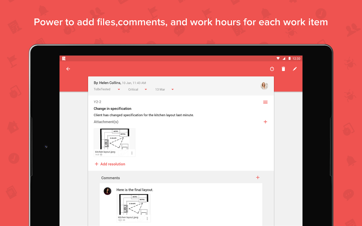 Zoho Projects: Tasks, Timesheets, and Bug Tracking- screenshot