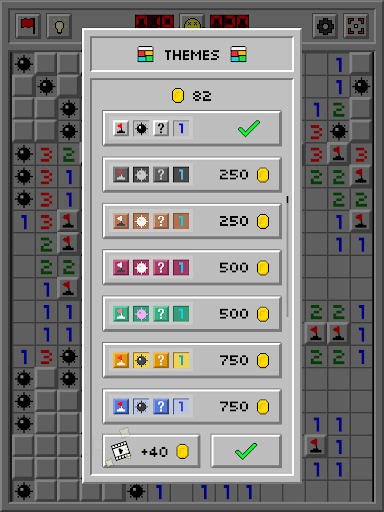 Minesweeper Classic: Retro screenshots 14