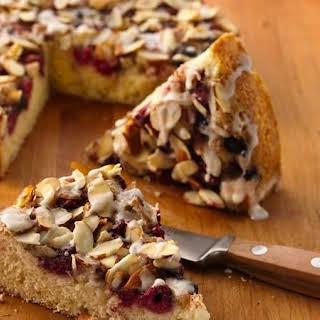 Mixed-Berry Coffee Cake.