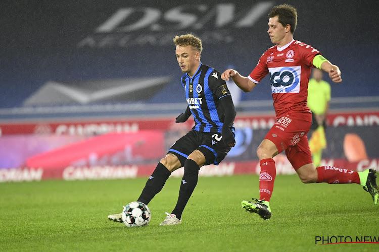 Cercle Brugge wil Hannes Van Der Bruggen met een grote maar overnemen