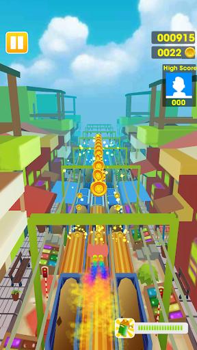 Subway Dash: Jerry Escape 1.0.1 screenshots 5