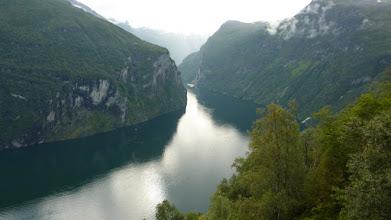 Photo: Geirangerfjord