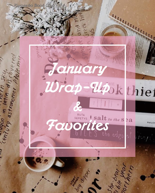 January Wrap-Up & Favorites
