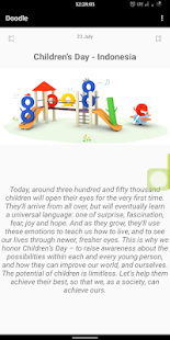 Google Doodles 1.0 APK + Mod (Free purchase) untuk android