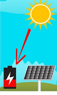 Solar Battery Charge Prank – Solar Simulator - náhled