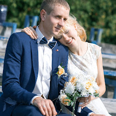 Wedding photographer Olya Olievskaya (axis213). Photo of 23.08.2016
