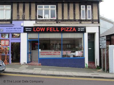 Low Fell Pizza On Beaconsfield Road Pizza Takeaway In Low