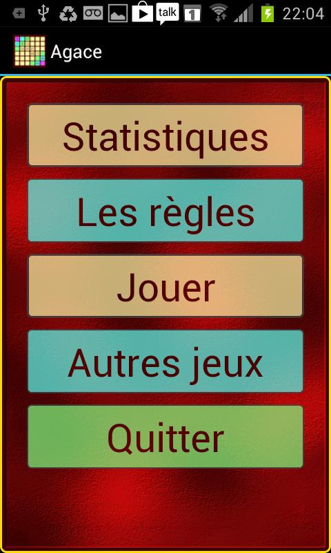 Agace Premium - screenshot