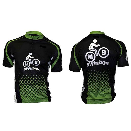 Personalised Cycle Jerseys Fully Bespoke