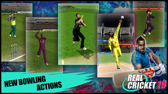 Real Cricket 19 Mod (UNLIMITED MONEY) 3