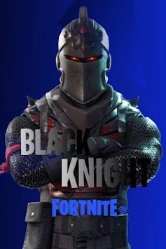 Black Night Hd Wallpaper Fortnite Latest Hd Wallpaper