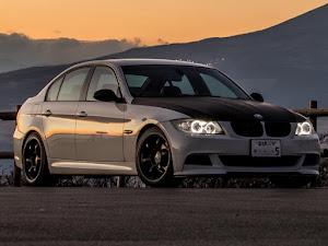 3シリーズ セダン  E90 325i Mスポーツのカスタム事例画像 BMWヒロD28さんの2021年01月05日21:47の投稿