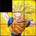 Goku Super Saiyan Puzzle