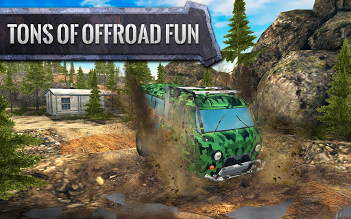 ud83dude97ud83cudfc1UAZ 4x4: Dirt Offroad Rally Racing Simulator android2mod screenshots 3