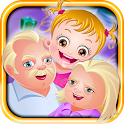 Baby Hazel Grandparents Day icon