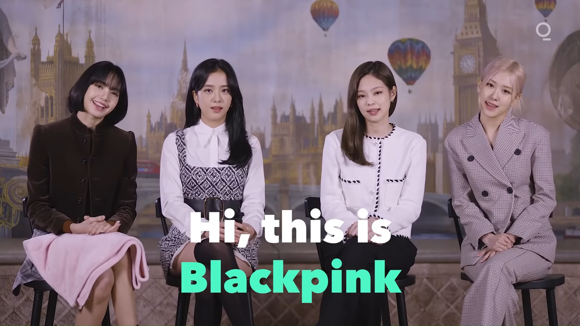 Blackpink, the World's Biggest Pop Band, Talks Covid and Future Plans 0-1 screenshot