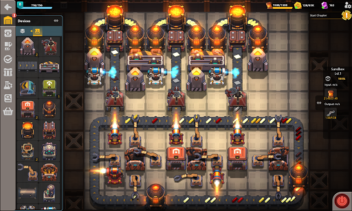 Sandship: Crafting Factory 0.2.14 screenshots 20