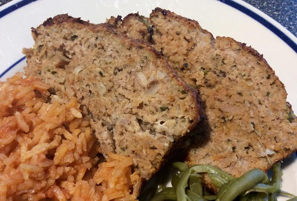 Turkey/mex Meatloaf Recipe