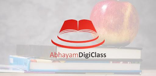 Abhayam Digiclass for Exam Preparations.