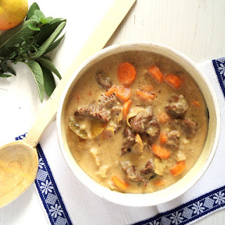 Beef Apple Goulash