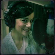 Photo: recording in studio in Paris