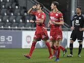 Hamdi Harbaoui (Zulte Waregem) a dépassé la barre des 100 buts en D1A en inscrivant un doublé à Eupen avec Zulte