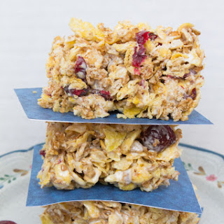 Homemade Cereal Bars Recipe