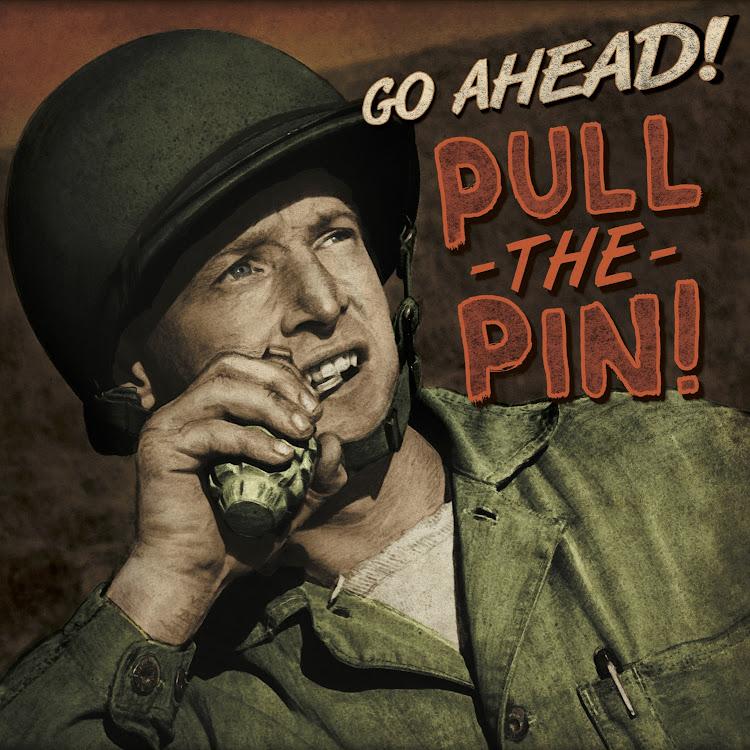 Logo of Young Veterans: Pineapple Grenade