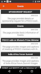 PIOCCI India- screenshot thumbnail