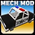 Mech MOD Minecraft 0.14.0 icon
