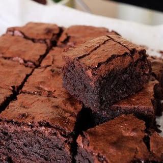 Best Ever Chocolate Fudge Brownies