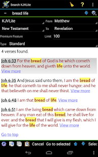 App MySword Bible APK for Windows Phone