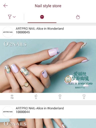 O2NAILS - Nail Art Fashion  screenshots 6