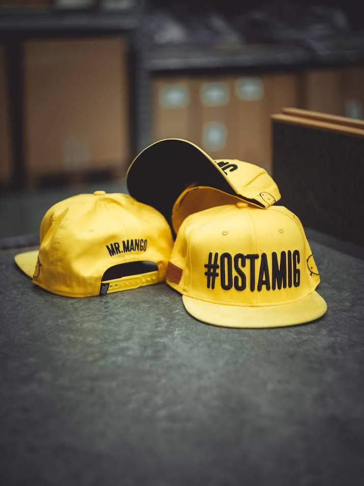 Mr.Mango #OSTAMIG Snapback