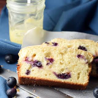 Blueberry-Lemon Quick Bread.