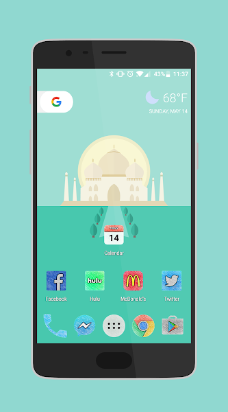 Vivid Icon Pack – ViviBurst v2.5