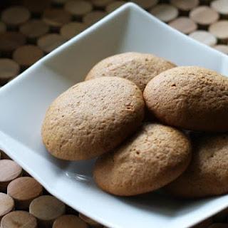 Soft Molasses Drop Cookies