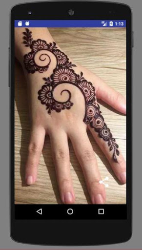 Simple Mehndi Designs 2019 App Report On Mobile Action App