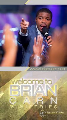 Brian Carn Ministries - screenshot