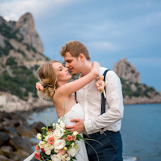 Wedding photographer Inna Ryabichenko (riabinna). Photo of 12.03.2018