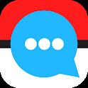 Chat for Pokemon Go - GoTalk icon