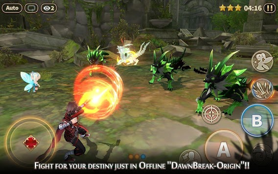 Dawn Break -Origin- apk screenshot